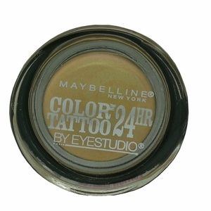 Maybelline Color Tattoo #25 Shady Shore Brand New